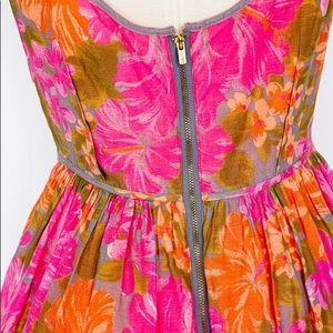 Tracy Feith Dresses - Vintage floral dress
